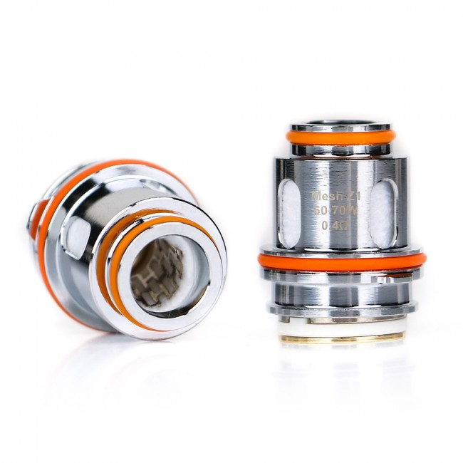 geekvape zeus tank replacement coil 1  - Z1 0.4 Ohm Mesh Coil For Zeus Sub Ohm Tank by Geekvape