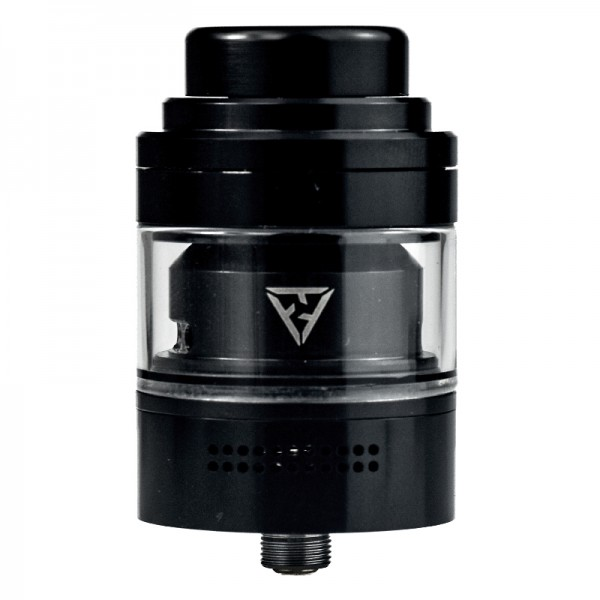 trilogy rta black 2 - Trilogy RTA – Vaperz Cloud