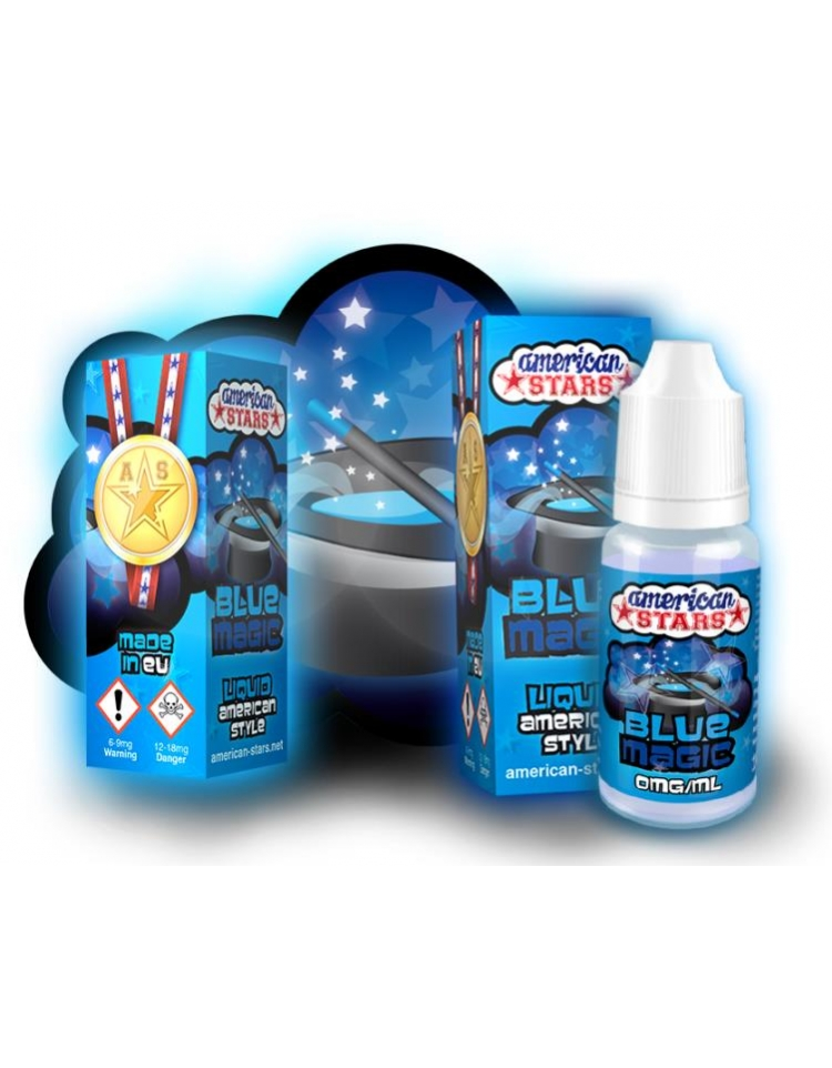 american stars blue magic 10ml - Αρχική