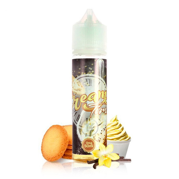 vapland cream time - Vap'Land – Cream Time