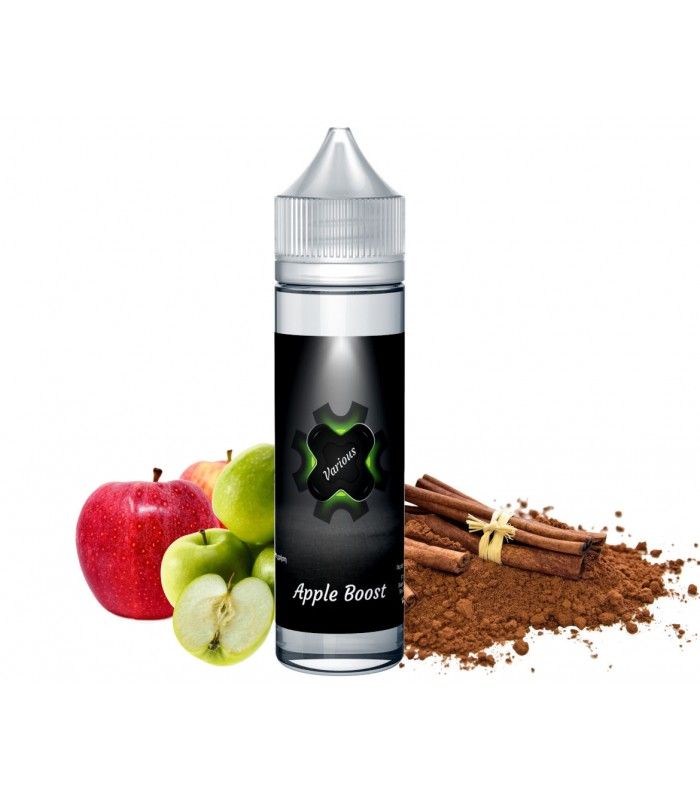blaze various appleboost flavourshot - Blaze Various Apple Boost