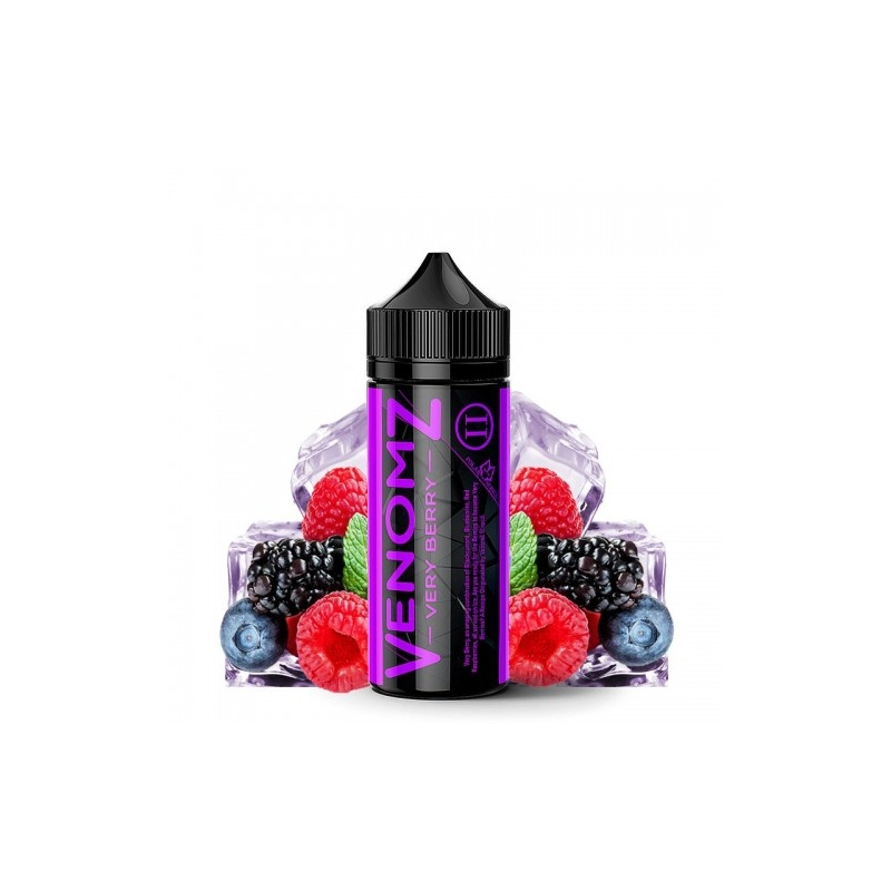 venomz very berry 120ml - Venomz Very Berry 120ml
