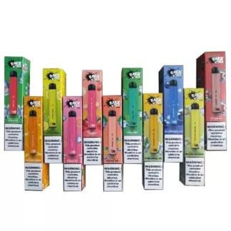 Barz Xtra Disposable Vaporizer 5% Nicotine 5ml (1500 puffs)