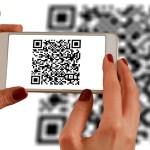 専用アプリ不要!2ステップで QRコードを読み取る簡単な方法