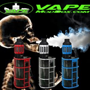 Skeleton TC Vape