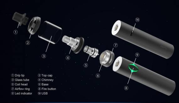 Vapefly Galaxies MTL Starter Kit Review