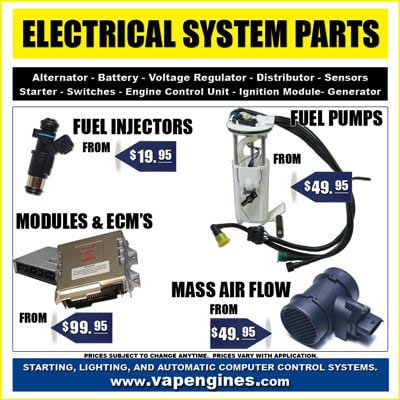 Auto Electrical Parts Store