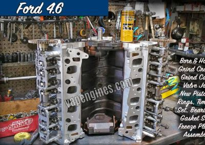 Ford 4.6 Engine Rebuild Machine Shop