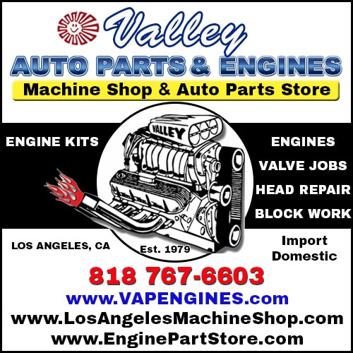 Valley Auto Parts and Engines- Parts store