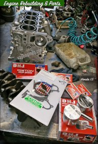 Engine Rebuilding and Auto Parts Store