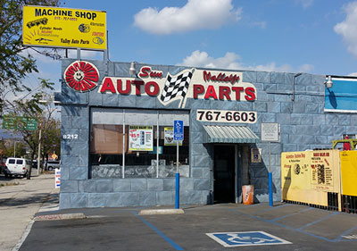 Valley Auto parts and Engines store front photo