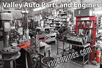 Auto Machine Shop in Los Angeles