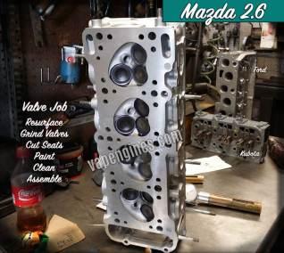 Mazda 2.6 Valve Job Repair Shop in Los Angeles
