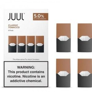 Juul Classic tobacco pods