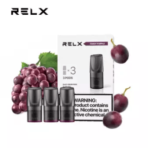 relx tangy purple