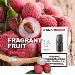 Relx Fragrant fruit pods