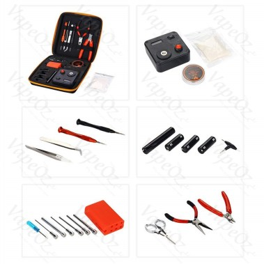 DIY Coil Tool Kit V Guts