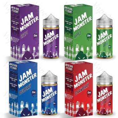 Jam Monster Collection