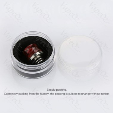 Snakeskin Resin Drip Tip Package