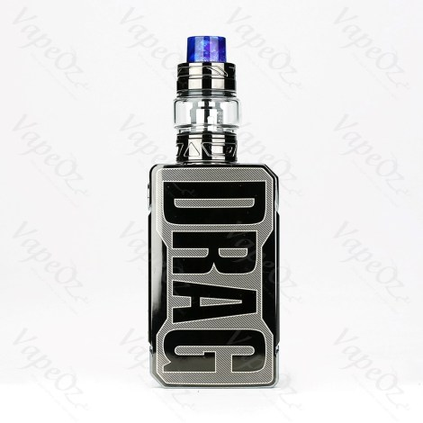 VOOPOO Drag 2 Platinum Edition 177W TC Kit with UFORCE T2 Cover VapeOz