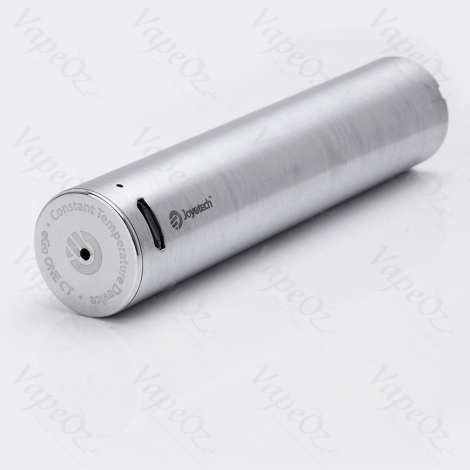 ego one ct 2200mah xl battery stainless steel