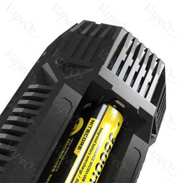 nitecore v2 in car 3a quick charger 2
