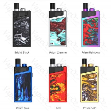 smok trinity alpha kit 1000mAh POD Colours VapeOz