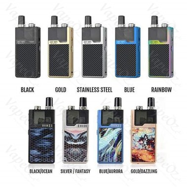 lost vape orion q w pod kit Colours VapeOz