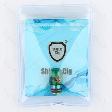 Shield Drip Tip and Resin Package