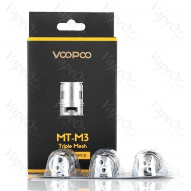 VOOPOO MT Mesh Replacement Coils M Tripple