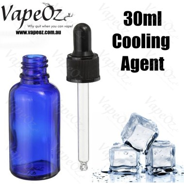 WS23 Cooling Agent 30ml Blue Bottle VapeOz