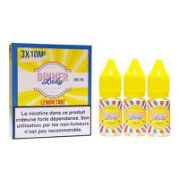 Lemon Tart 3x10ml - Dinner Lady