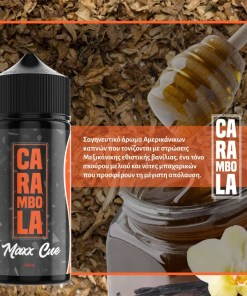 carambola maxx cue shake and vape 120ml 1