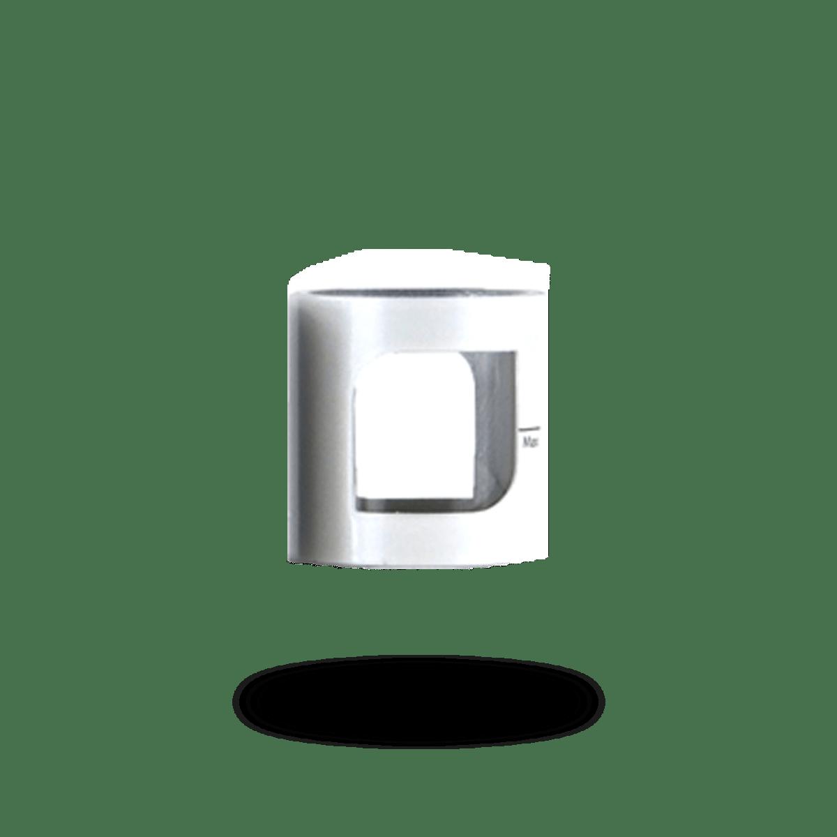 Aspire PockeX AIO Pyrex Tube White