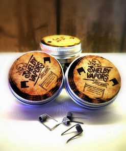"""Prebuild coils by """"TheShelbyVapors"""""""