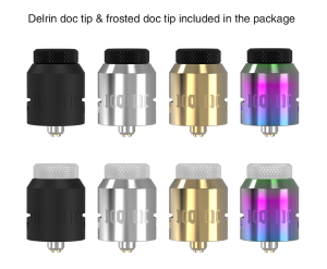 Iconic RDA Atomizer By Vandy Vape