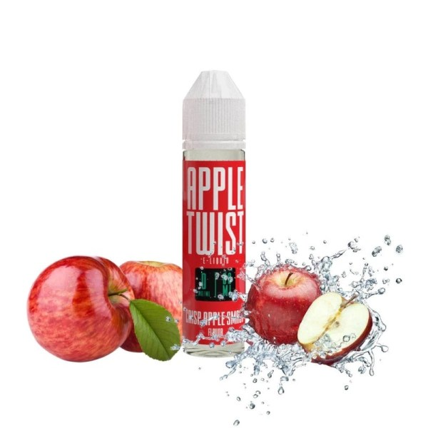 CRISP APPLE SMASH By TWIST E-LIQUID