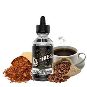 Coffee Tobacco E-Juice - Ruthless