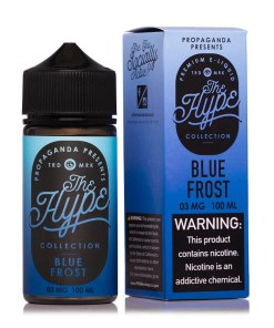 Propaganda The Hype Blue Frost ejuice