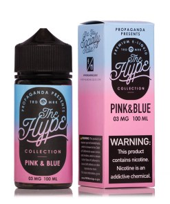 Propaganda The Hype Pink and Blue ejuice
