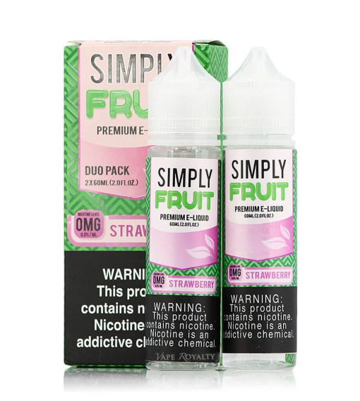 Simply Fruit Strawberry ejuice