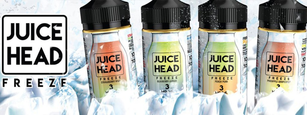 juice head Freeze ejuice