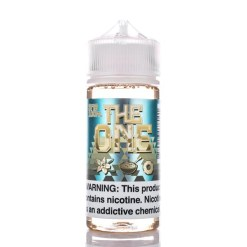 The One Vanilla Custard Donut Vape Juice