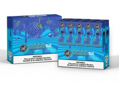 Puff Labs Boss Bar Disposable Blue Razz