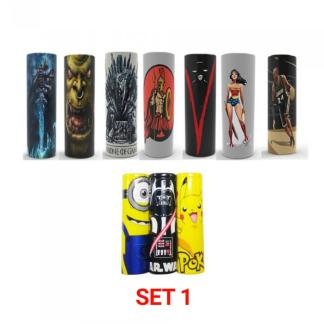 Battery Wrap Set 1