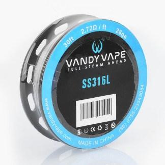 Vandy Vape ss316l