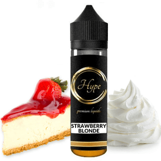 Hype by VnV Flavour Shot Strawberry Blonde