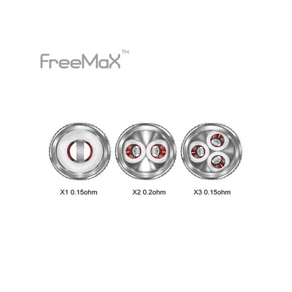 Twister Replacement Coils By Freemax