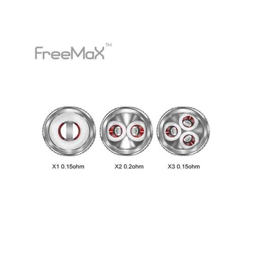 Replacement vape coils for the freemax twister kit
