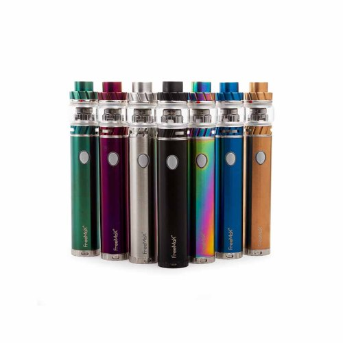 Metal Edition Twister Kit By Freemax